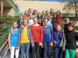 Gruppenfoto der PPG Klasse