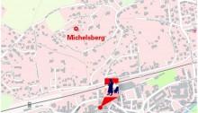 Karte für Arkadische Landnahme am Michelsberg